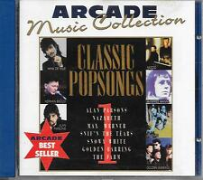 V/A - Classic Popsongs CD Album 16TR (ARCADE) 1995 Golden Earring Yazoo Erasure