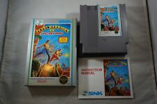 Ikari Warriors II 2 (Nintendo NES) Complete in Box NEAR MINT