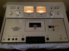 New ListingVintage Akai Gxc-325D 3-Head Cassette Tape Deck. Very Good condition works well!