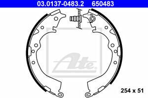 ATE Brake Shoe Set For TOYOTA Hilux VII 04495-0K100