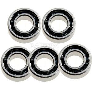 50PCS Dental Ceramic Ball Bearings SR144TC for NSK High Speed Handpieces