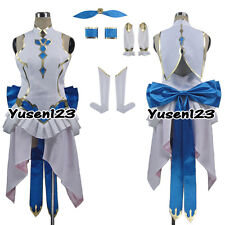 Tales of Zestiria Female Dress Cosplay Costume Comic-Con Party Clothing