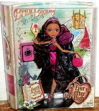 EVER AFTER HIGH BRIAR BEAUTY -  LEGACY DAY/NEW/MINT/BCF47/AGE 6+