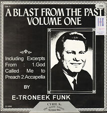 E-TRONEEK FUNK - A Blast From The Past - FFWD