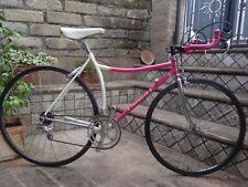 Vintage Esposito Milano steel crono bike/triahtlon/time trial .Campagnolo Chorus