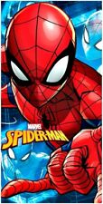 SPIDERMAN SERVIETTE DE BAIN PLAGE TOILETTE LINGE MARVEL