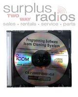 Icom Original Programming Software F3161DT F3161DS F3161S F4161S F5061D F6061D