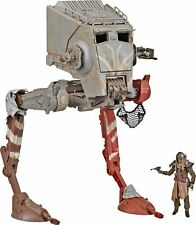 Star Wars - The Vintage Collection The Mandalorian AT-ST Raider Toy Vehicle -...