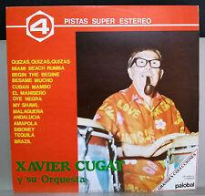 XAVIER CUGAT Y SU ORQUESTA - LP