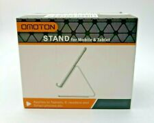 Stand Phone Cell OMOTON Desktop Tablet Updated Solid Version Aluminum Advanced