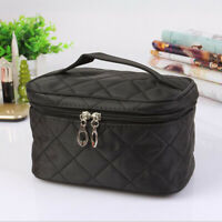 Women Multifunction Makeup Case Travel Cosmetic Bag Pouch Toiletry Organizer Bag