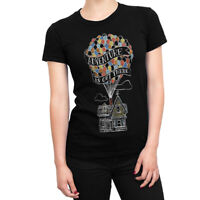 Up Adventure Is Out There T-Shirt, Funny Disney  Men's Women's Tee, All Sizes