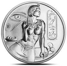 CLEOPATRA 2 oz 999 Silver Bullion Round Coin Heidi Wastweet - Gorgeous!