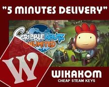 Scribblenauts UNLIMITED PC Vapor CD-Key [Región Libre] Entrega Rápida