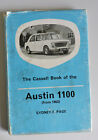 Austin 1100 Cassell Book of Austin 1100 from 1963 S Page Handbook/Manual BMC