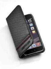 Original Mercedes-Benz AMG Hülle Case iPhone 6 / iPhone 6s schwarz Leder