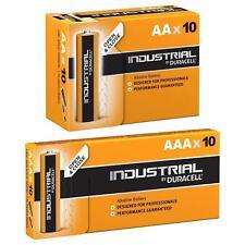 Duracell Industrial 10x AA + 10x AAA Alkaline Batteries