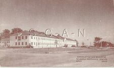 WWII Org Vintage 1940s PC- Ravenna Ordnance Center Ohio- Administrative Building