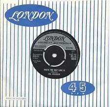 Del Shannon:That's the way love is/Time of the day:UK London:Teen Popcorn