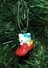 Hello Kitty Fashionable Shoe Christmas Ornament # 4