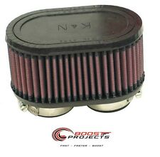 K&N Universal Air Filter Increasing Horsepower And Acceleration R-0990