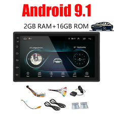 7 Inch 2 Din Android 9.1 Car Stereo  Radio MP5 Player Screen FM GPS Navigation