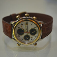 Seiko reloj hombre vintage 7t32-6d40 cronometro alarma taquimetro