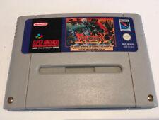 Videospiele für Nintendo das SNES