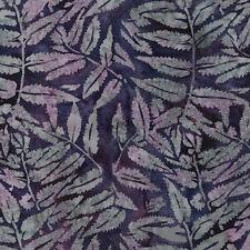 free P/&P Makower Batik branches blues FQ//Half metre 100/% cotton