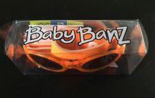 Baby Banz Sunglasses Bright Orange