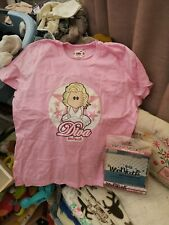 💐 New Ladies pink marilyn Monroe WEENICONS T SHIRT -X Large pit to pit 19""