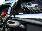 Zard Muffler Penta Slip On 3 2 Black Triumph Rocket Iii Up To Model 2009