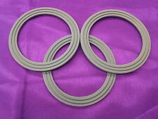 3 x Kenwood Chef Rubber Ring Seal Gasket For A989 A990 A993 A994 A701A KW650544