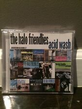 THE HALO FRIENDLIES Acid Wash 1999 EP CD Sealed NEW