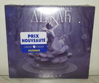 CD ALMAH - UNFOLD - NUOVO NEW