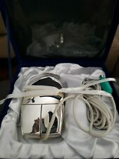 New vtg Wallace Silversmith Silver Plated Ps/2 Mouse Model Muo6P/ Velvet Box