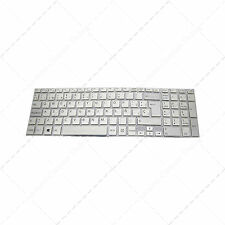 Keyboard Spanish for Sony Vaio SVF1521A1E Silver Plata