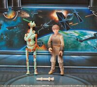 STAR WARS FIGURE POTJ 2000 COLLECTION ANAKIN SKYWALKER MECHANIC OTOGA 222 DROID
