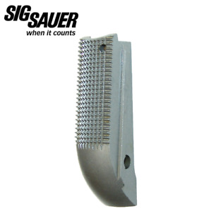 Bobbed Bob Tail Bobtail 1911 Mainspring Housing Fastback by Sig Sauer STAINLESS