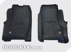 FKFRTL2B-MIN Minimizer Freightliner M2 106/112 108SD 114SD Heavy Duty Floor Mats