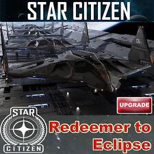 Star Citizen Redemer to Aegis Eclipse UPGRADE