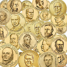 2007 to 2016 Denver Presidential Dollar  36 coins 9  YEARS COMPLETE SET