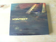 CD - KONTEXT - Immerse Label - 2011 - NEW - SEALED
