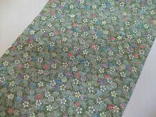 "#115 Vintage Japanese Silk Fabric Panel, 62"" Length"