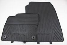 Original Fußmatten vorne + hinten Gummi Ford Focus 1/2011-1/2015 2027601+1717662