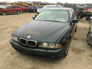 Driver Headlight Xenon Without Clear Lens Fits 01-03 BMW 525i 366771