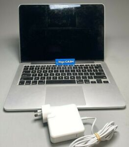 APPLE MACBOOK PRO LAPTOP A1502 - MGX72LL/A MID 2014 *READ CONDITION*