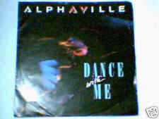 """ALPHAVILLE Dance with me 7"""" GERMANY"""