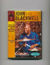 John Blackwell -Drum Technique - Lesson 2 DVD Set Drums