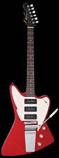 FRET King FKV73PCA Black Label Esprit III Electric Guitar - Candy Apple Red